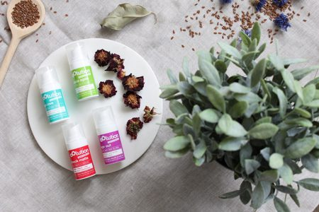 Oolution vegan ethical skincare