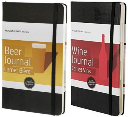 Wine and Beer Passion Journals
