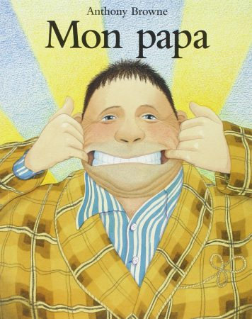 Mon papa children's book