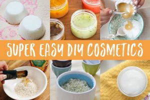 Super Easy DIY Cosmetics