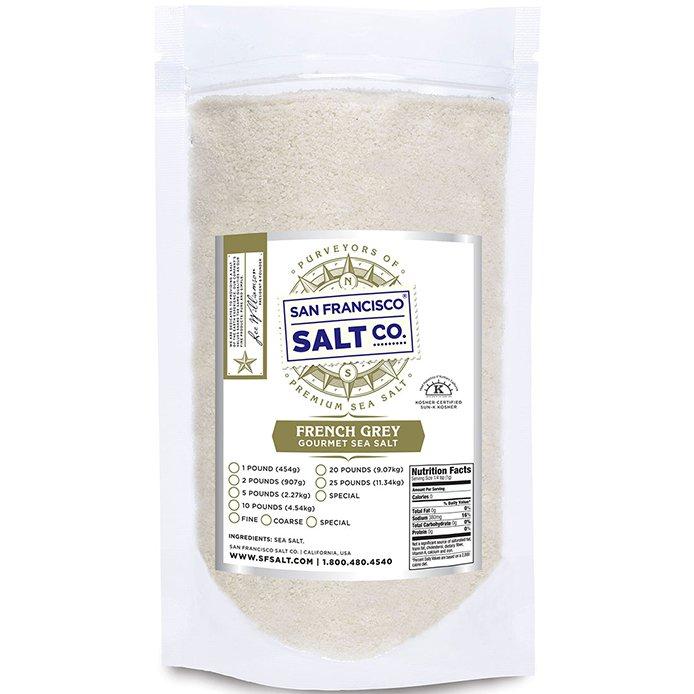 San Francisco French Grey Sea Salt