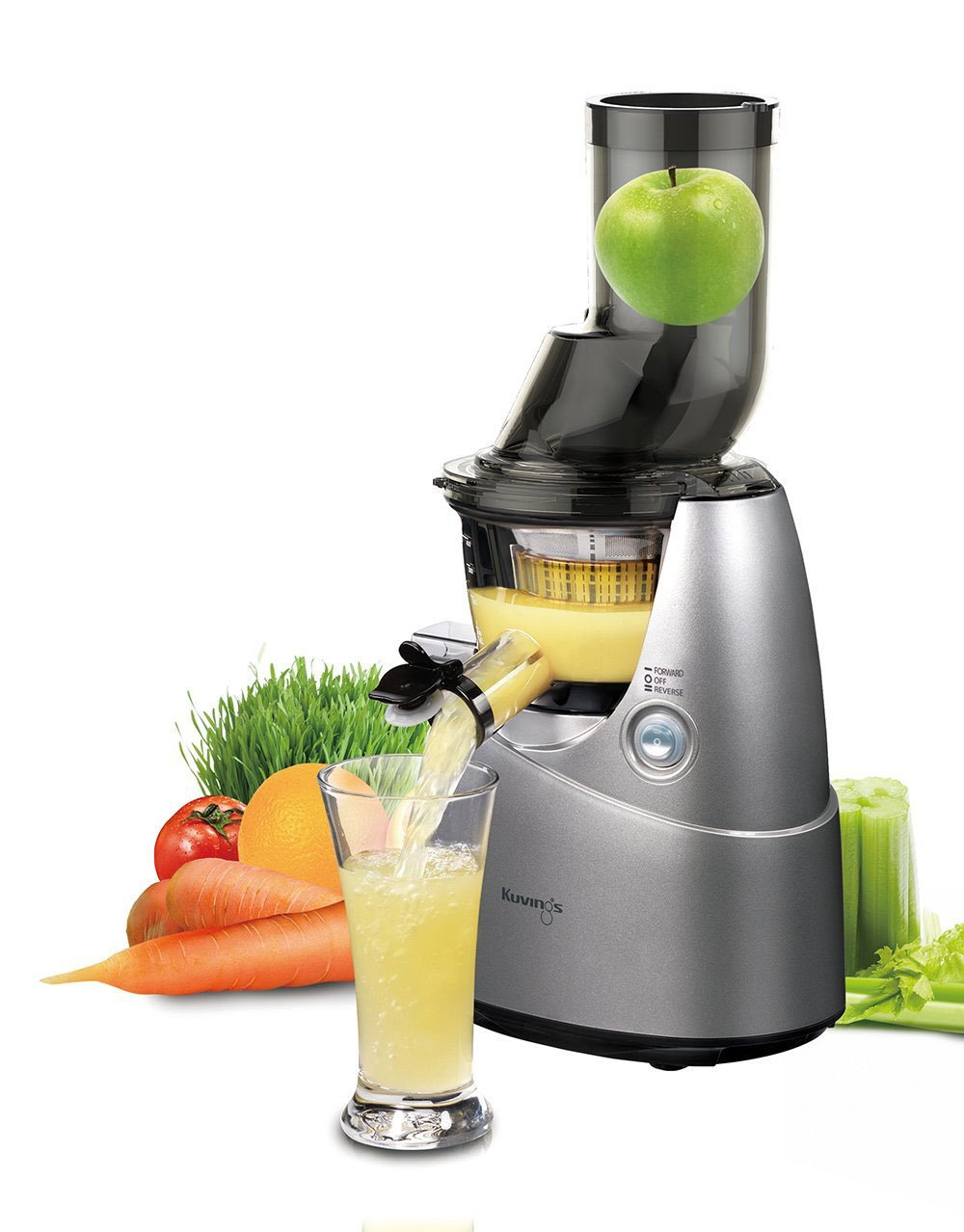 Kuvings cold-press juicer