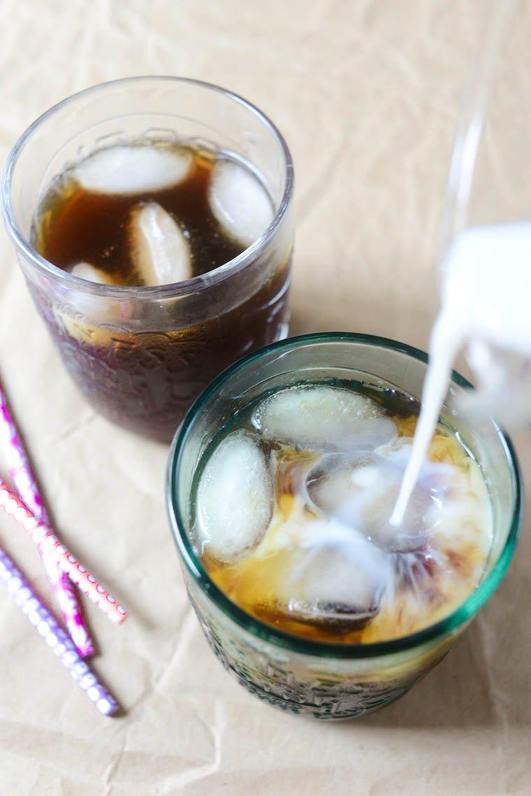 Super Easy Cold-Brew Coffee
