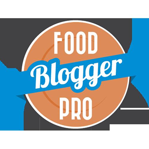 Food Blogger Pro Logo