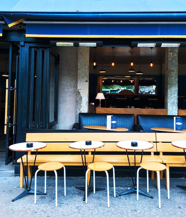 Café Les Vedettes