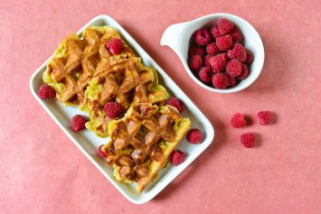 Chouquette Waffles