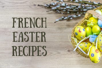 French Easter Recipes