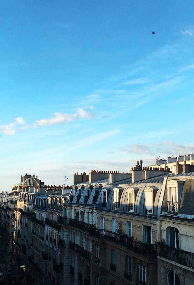 Montmartre Rooftops