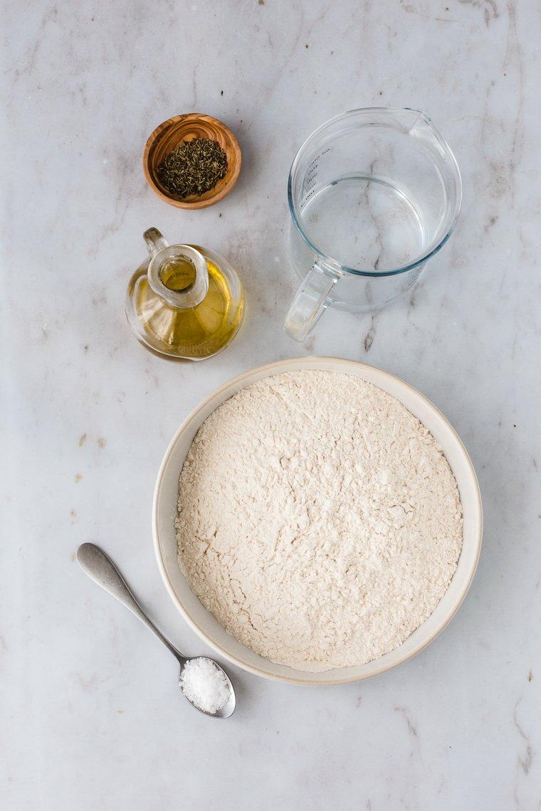 Olive Oil Crust